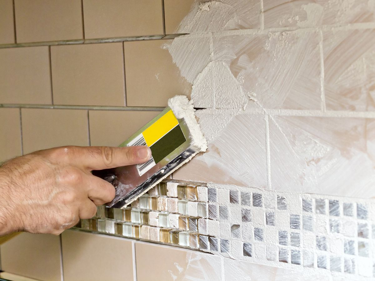 All About Glass Mosaic Tile This Old House