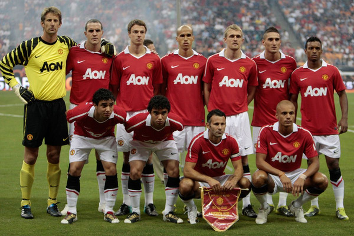 UEFA Champions League Final Special: Manchester United ...
