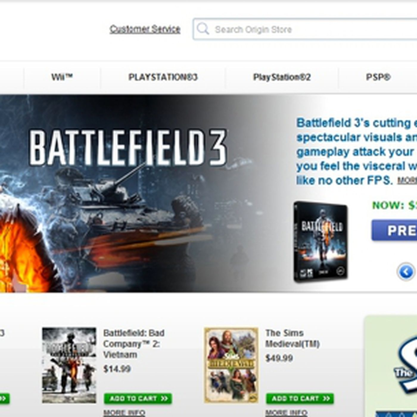 EA Origin may have been hacked, users report difficulties