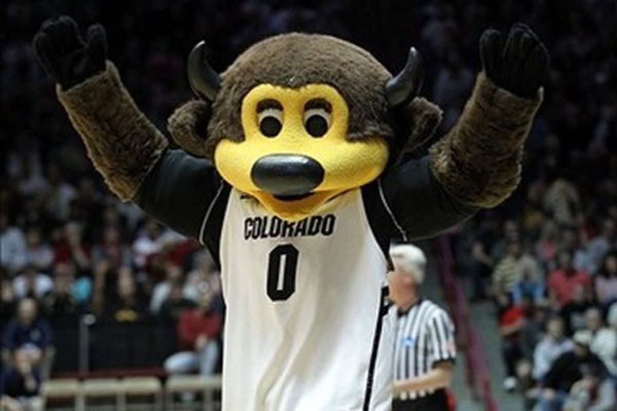 The Colorado Buffalos are making the most of basketball as a member of the Pac-12, picking up a win in the NCAA tournament they only got into by winning the Pac-12 tournament their first try.