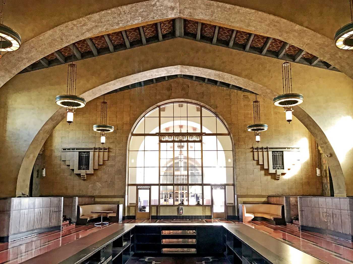 Union Station\'s Fred Harvey Room is officially restored - Curbed LA