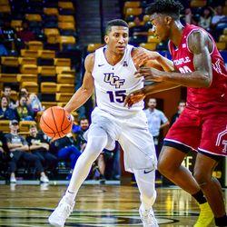 UCF Men's Basketball defeats Temple, 78-73