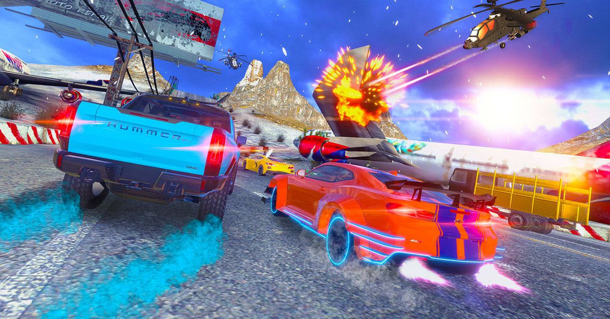 Cruis'n Blast review: the Fast and Furious video game we always wanted - Polygon