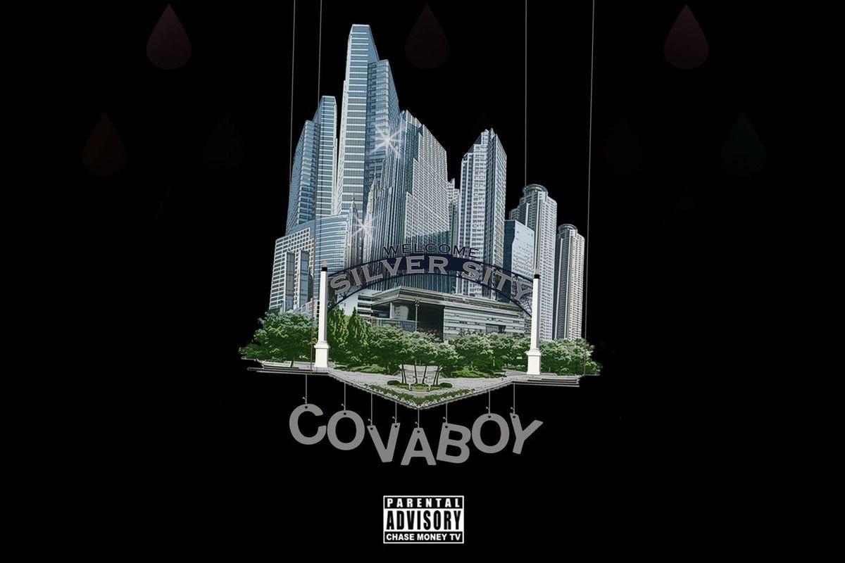 Covaboy's 'Silver Sity' artwork
