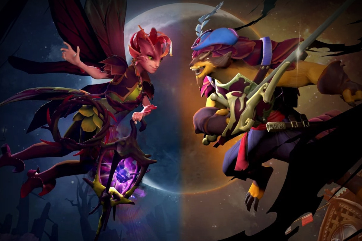 Dota 2 patch notes for 7 07, the Dueling Fates update, have arrived