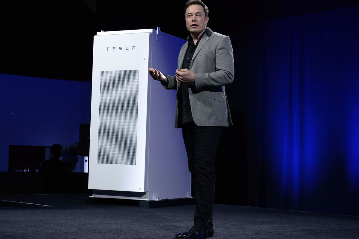 Elon Musk Promises Australia A Huge New Battery Farm In