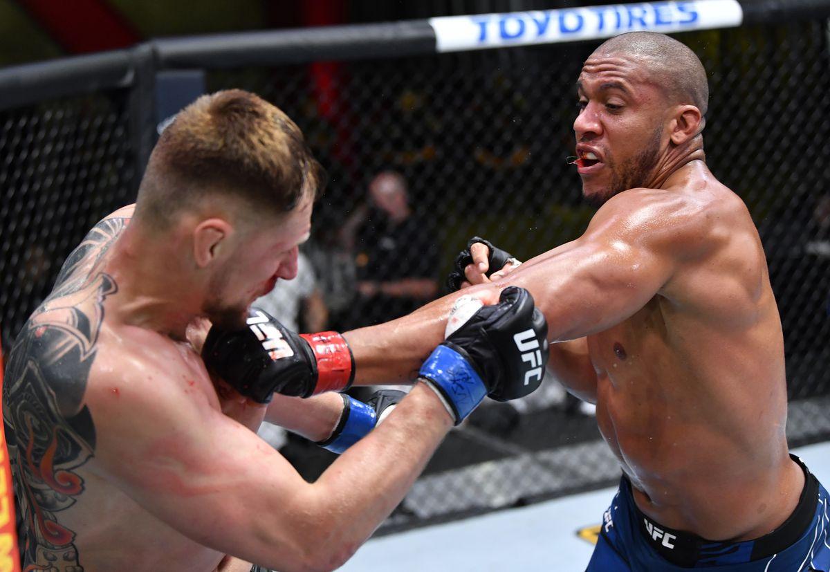 UFC Fight Night: Gane vs. Volkov