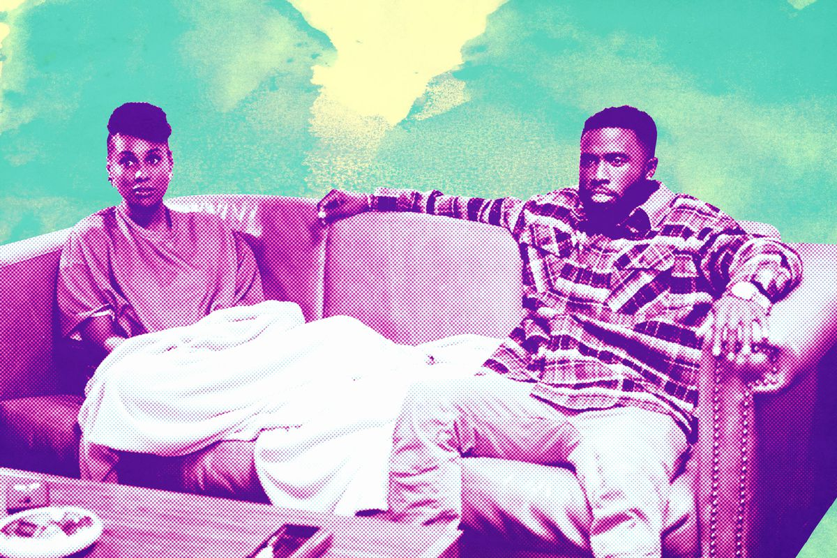 Issa and Daniel in 'Insecure'