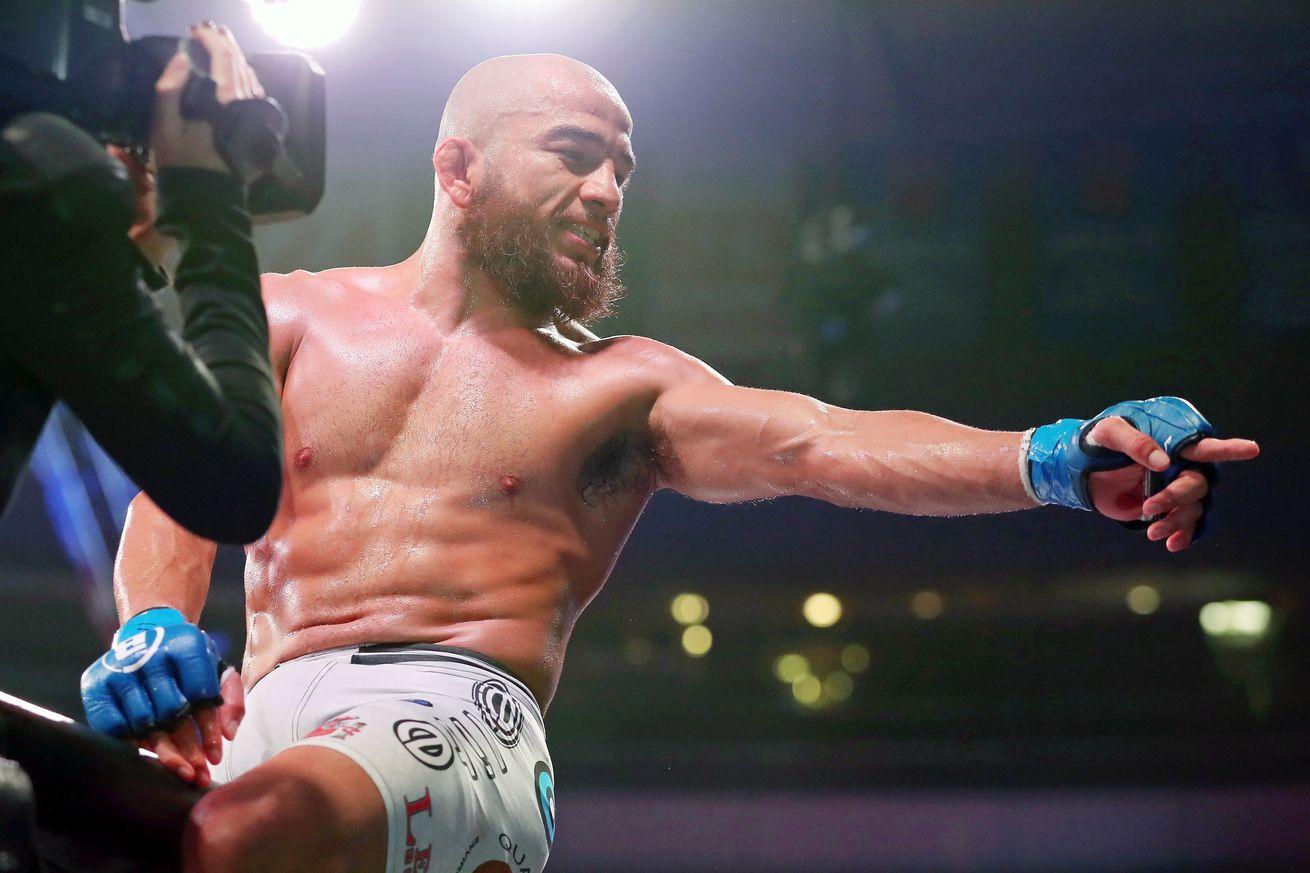 MMA: Bellator 222-Dantas vs Archuleta