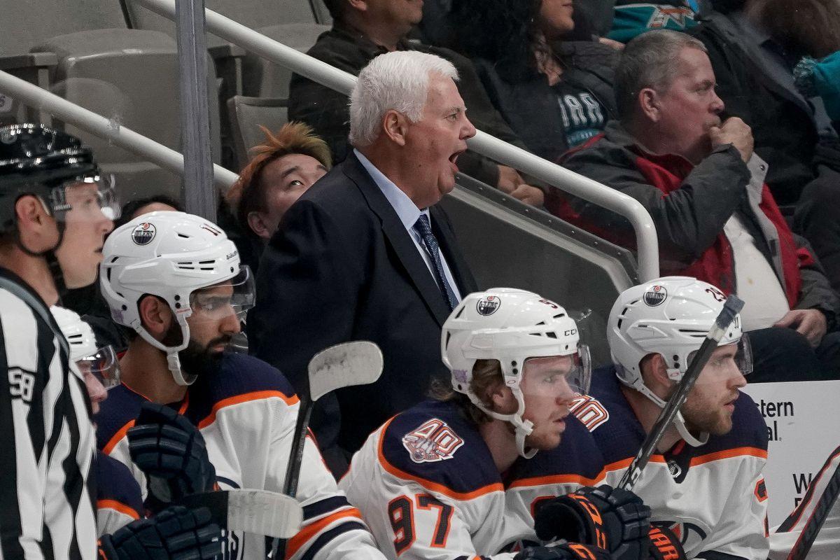 NHL: Edmonton Oilers at San Jose Sharks