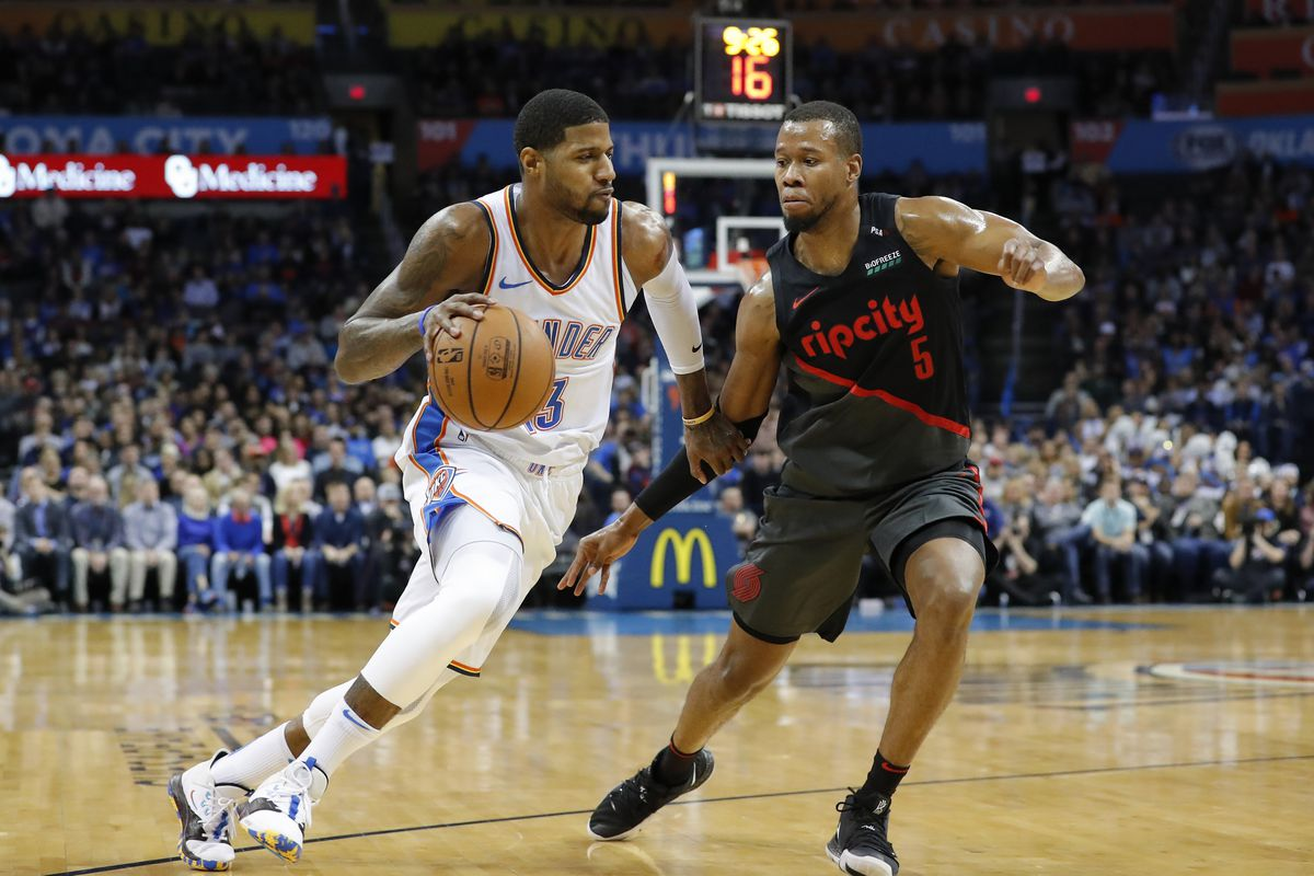 What are the Prospects of Rodney Hood Re-Signing in Portland  - Blazer s  Edge 50aadd198
