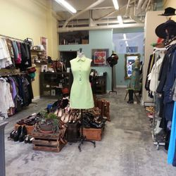 """Next, walk about a block south and shop the latest additions at designer and vintage <a href=""""http://la.racked.com/archives/2014/04/01/where_to_sell_it_las_13_best_consignment_and_resale_shops.php"""">consignment</a> shop Buttons & Bows (548 S Spring Street)"""