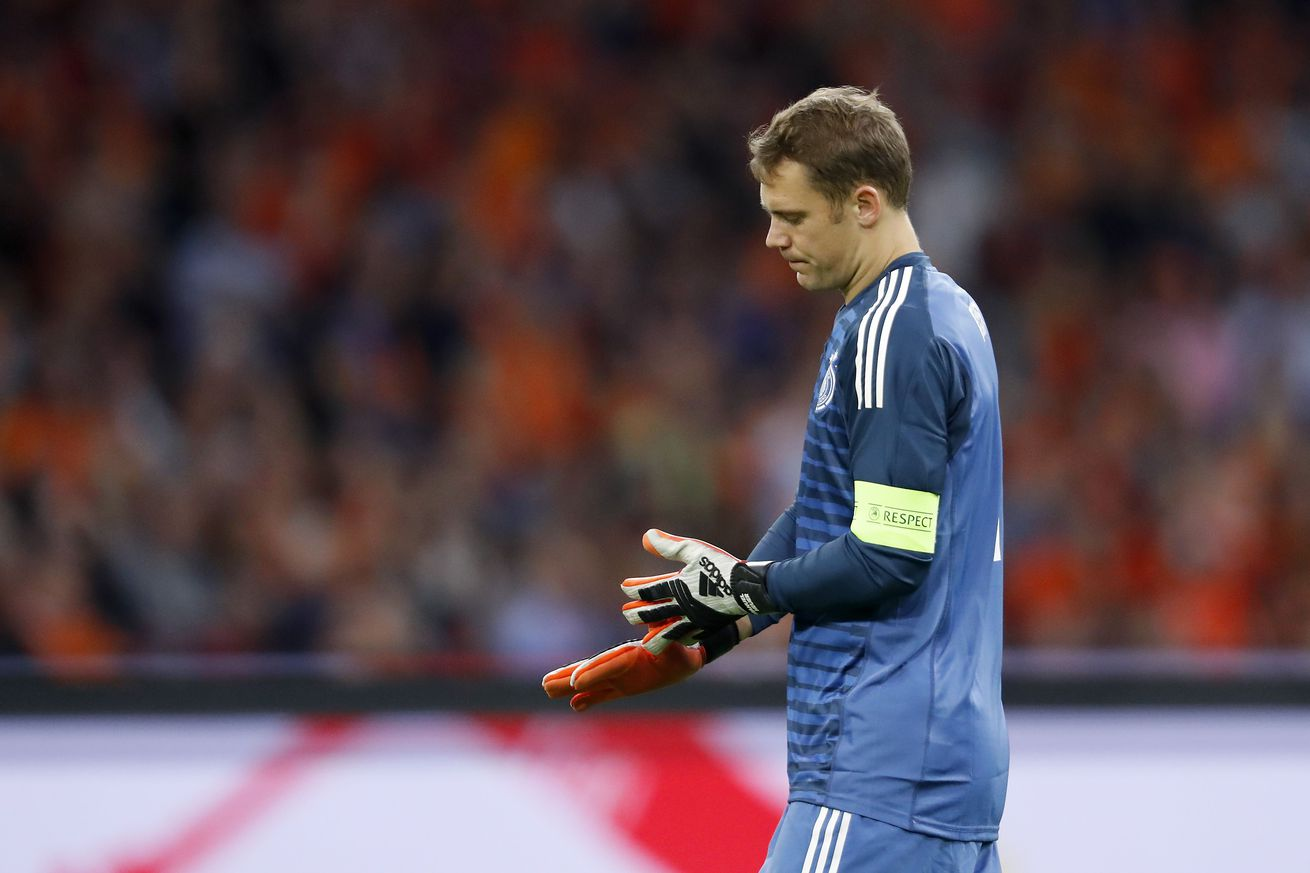 The decline of Manuel Neuer: Bayern Munich, Germany should be worried