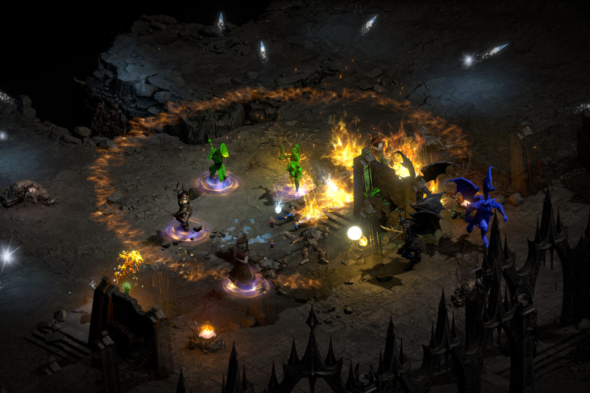Diablo 2:Resurrected items and quest item locations guide