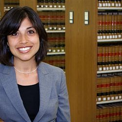 Mehrsa Baradaran is a new professor at BYU Law School, along with her sister.
