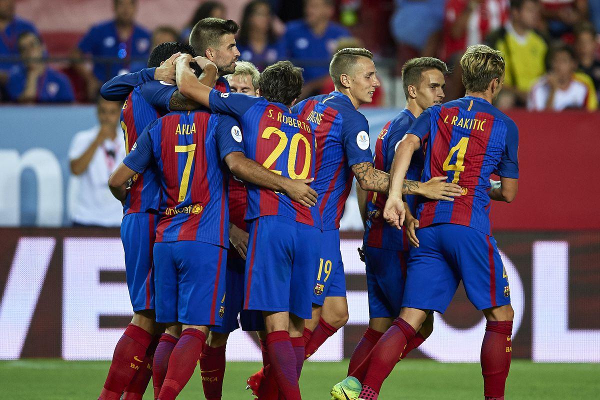 Resultado del partido Barcelona vs. Sevilla, Liga Española 2016