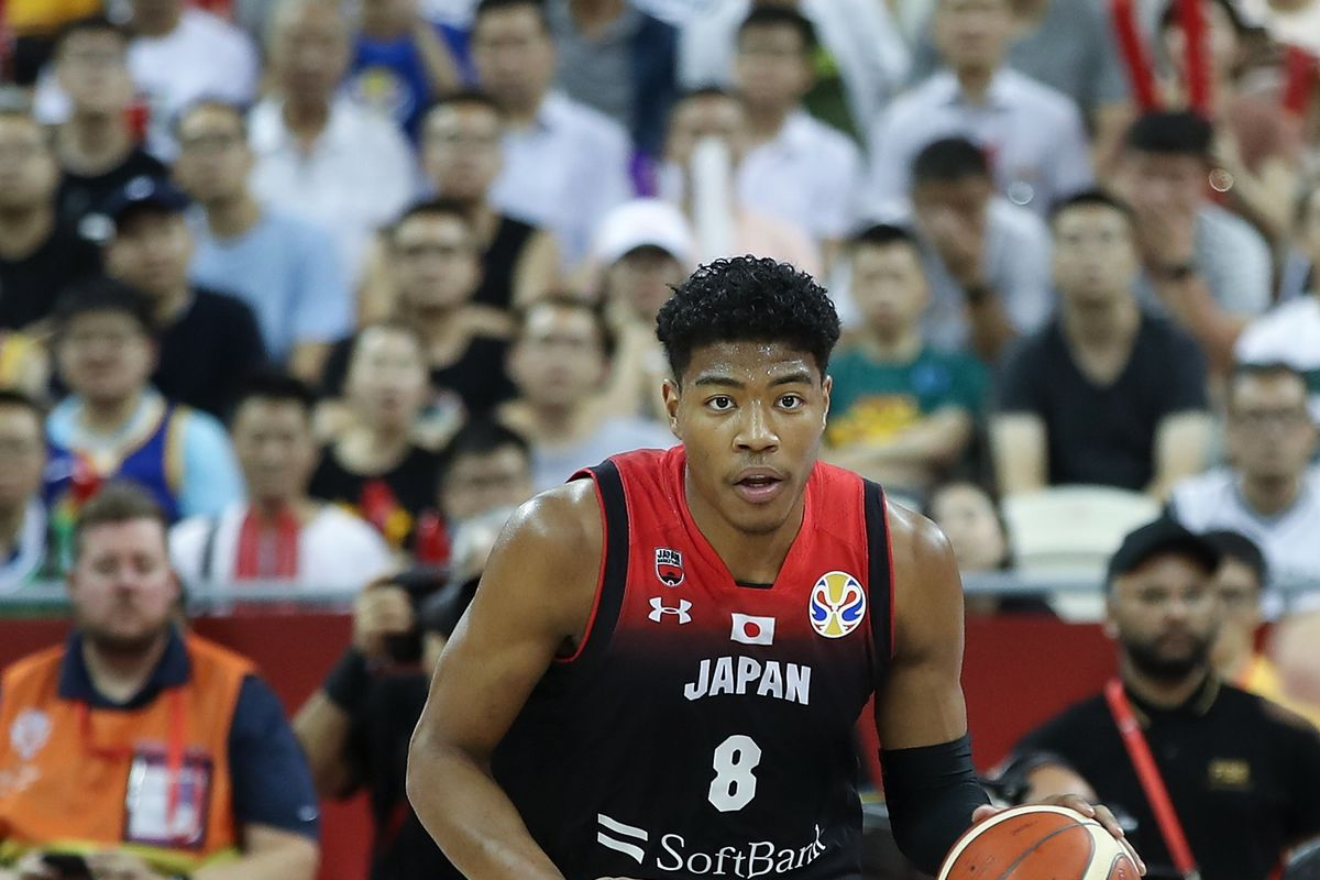 Rui Hachimura to miss Japan's remaining FIBA World Cup games