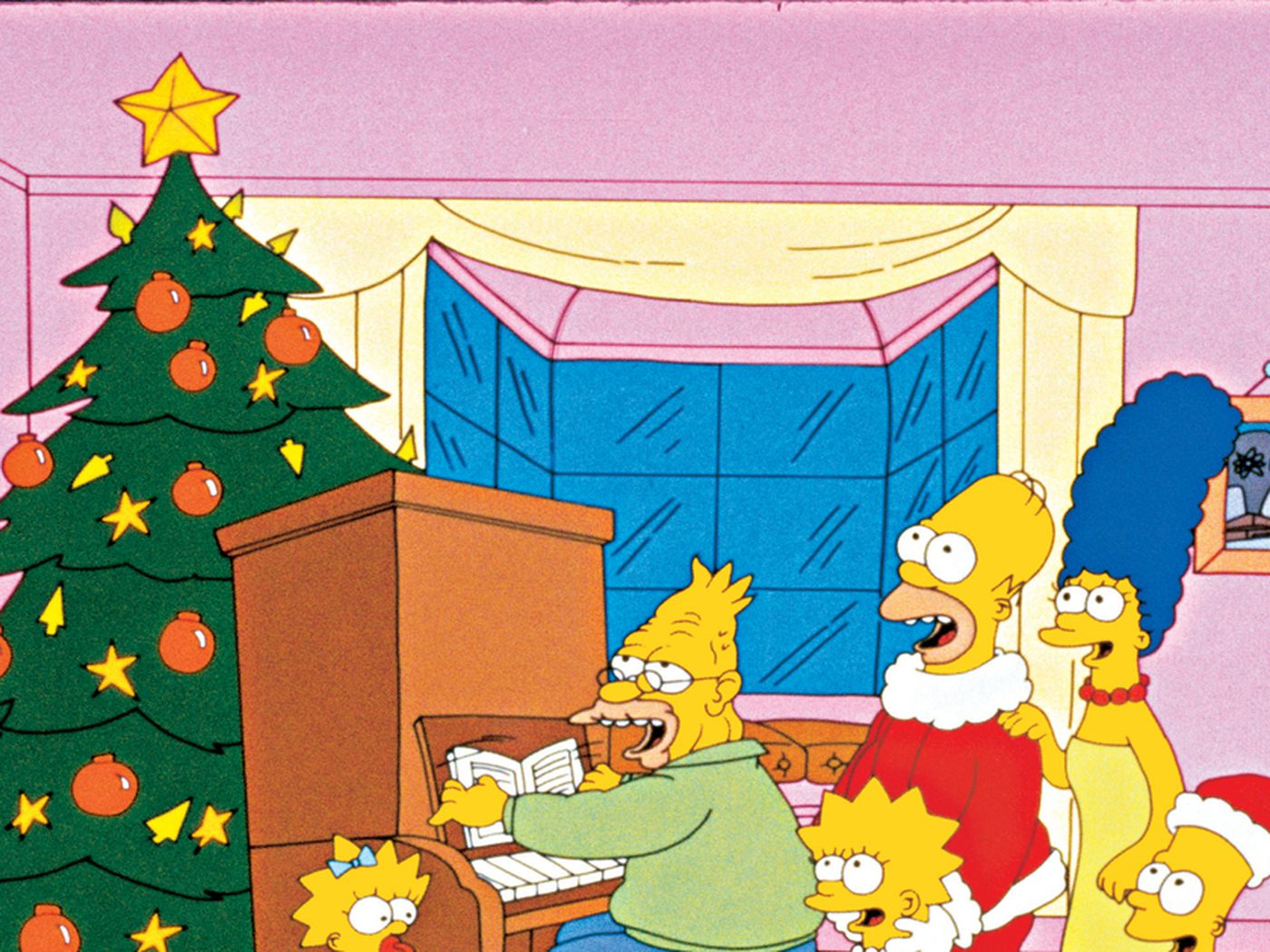 Kincade Upstill: Fox renewed 'The Simpsons' for two more