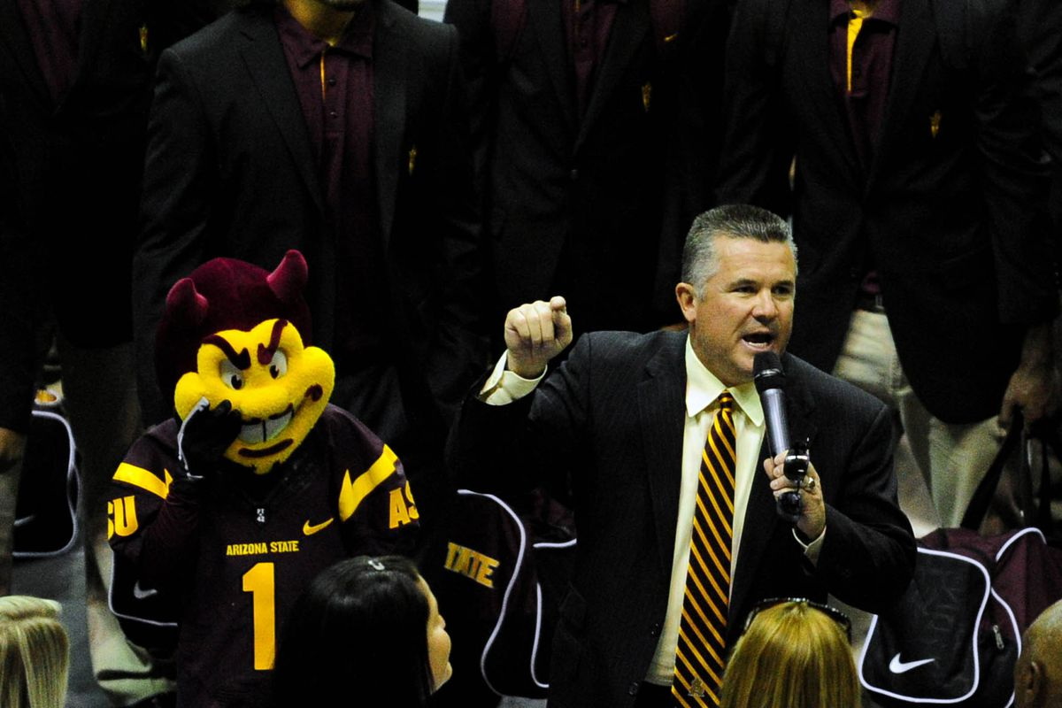 Todd Graham wants all fans to come out to the Devil Walk.