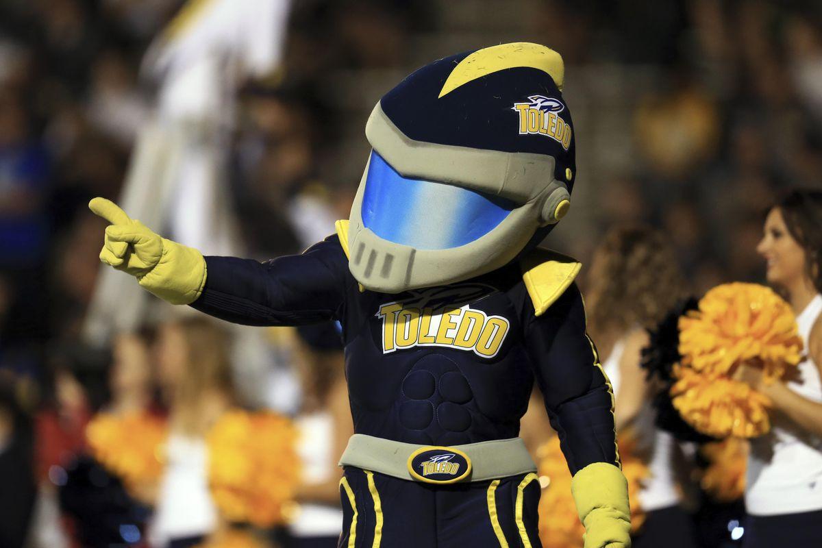 NCAA Football: Iowa State at Toledo