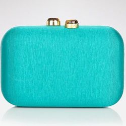 """<b>Kotur</b> Margo Faille clutch, <a href=""""http://www1.bloomingdales.com/shop/product/kotur-clutch-margo-faille?ID=595286&CategoryID=17309#fn=spp%3D14%26ppp%3D96%26sp%3D1%26rid%3D37"""">$206</a> at Bloomingdale's"""
