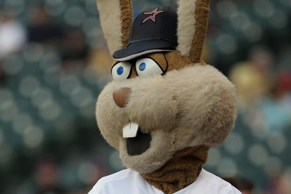 Astros Mascot >> Orbit Has Likely Returned To Houston As The Astros Mascot