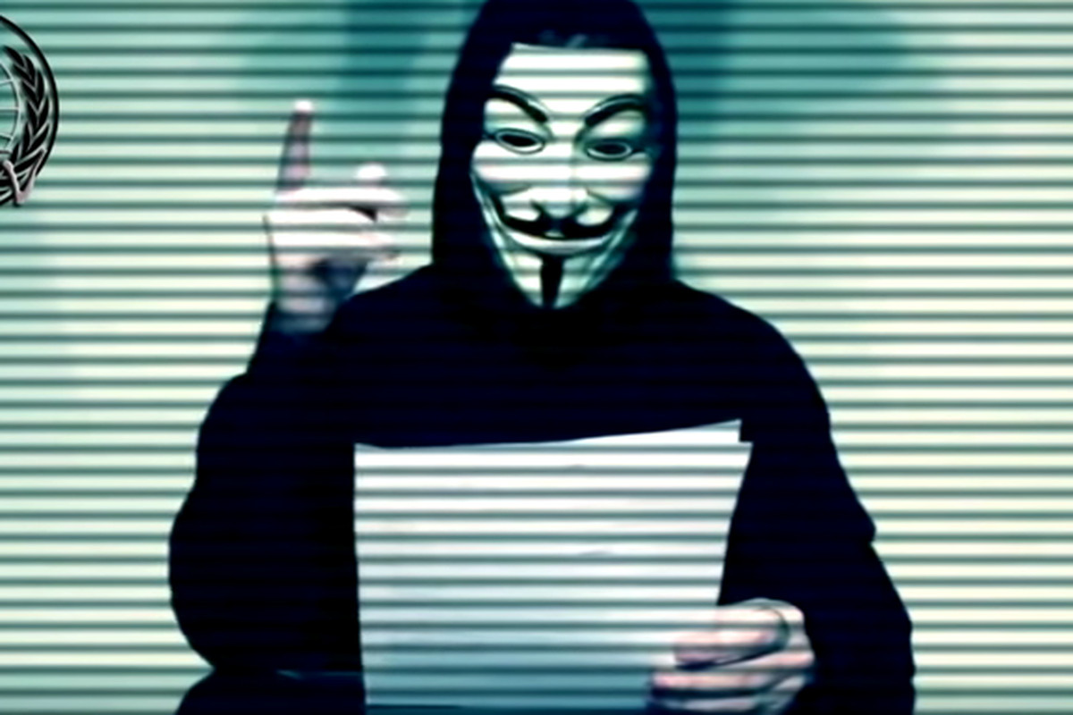 Anonymous Distributes Donald Trump's Personal Info