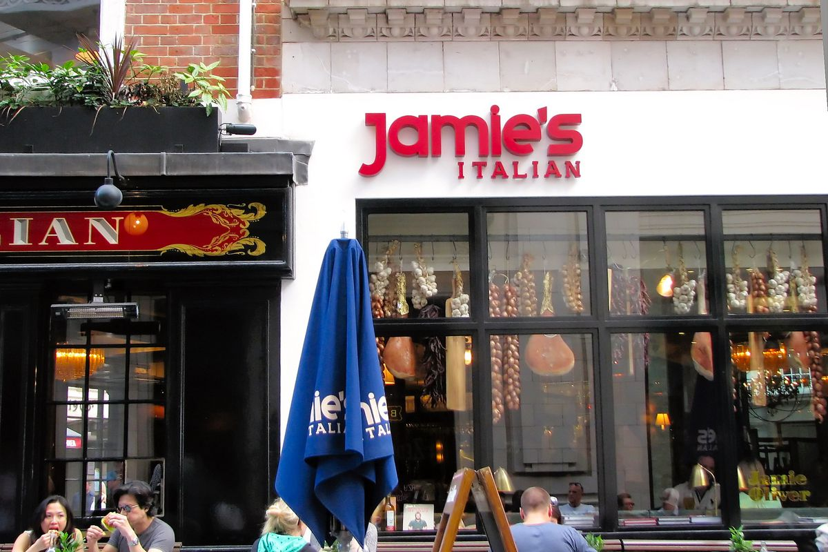 Jamie Oliver To Shutter Six Restaurants Ceo Blames Brexit Eater