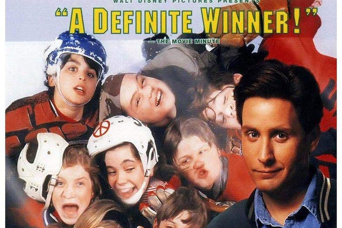 Poster for The Mighty Ducks