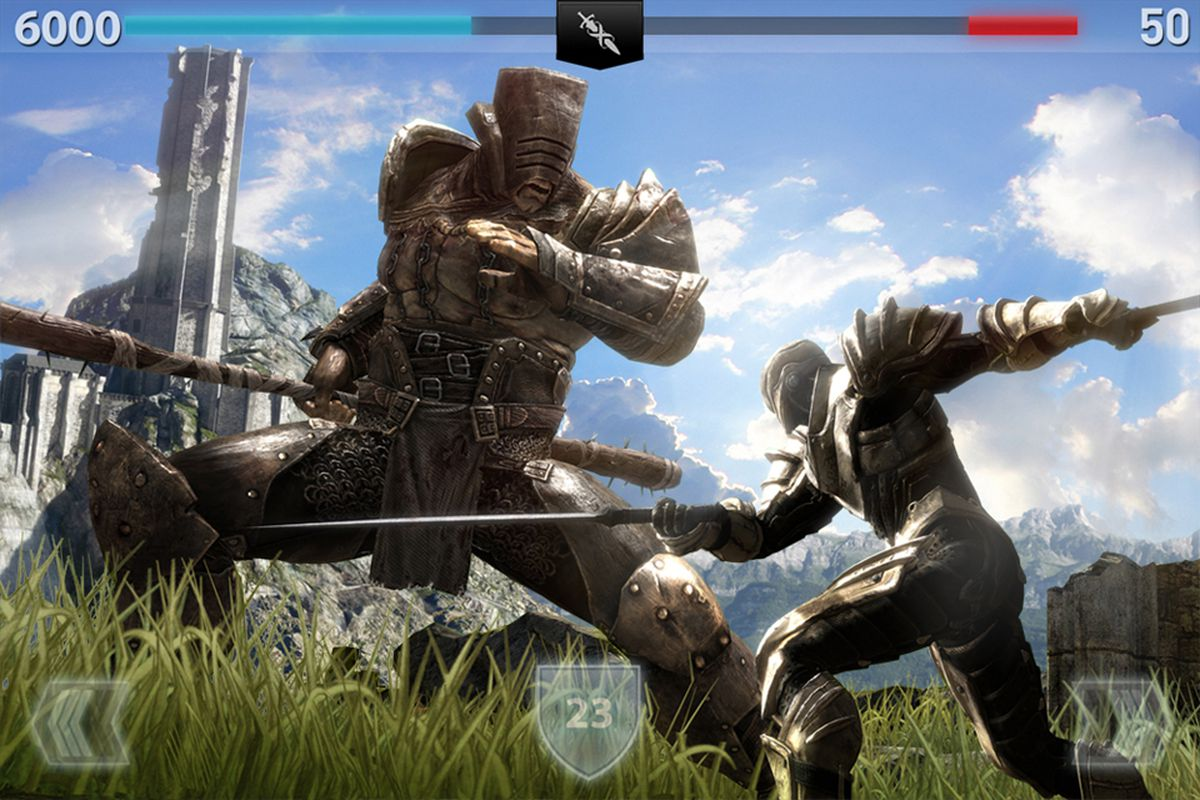 Fake 'Infinity Blade 2' for Android hits Google Play Store - Polygon