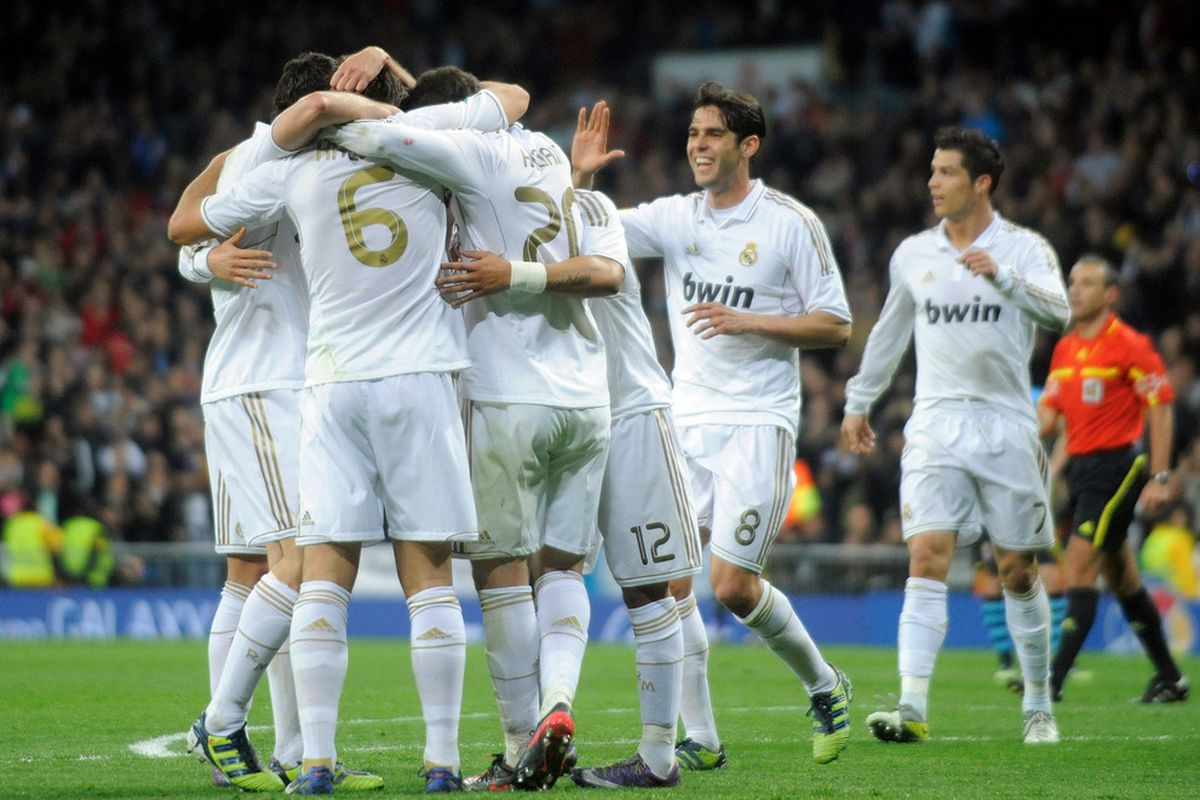Real may be celebrating now, but will they still be celebrating at the end of the season?