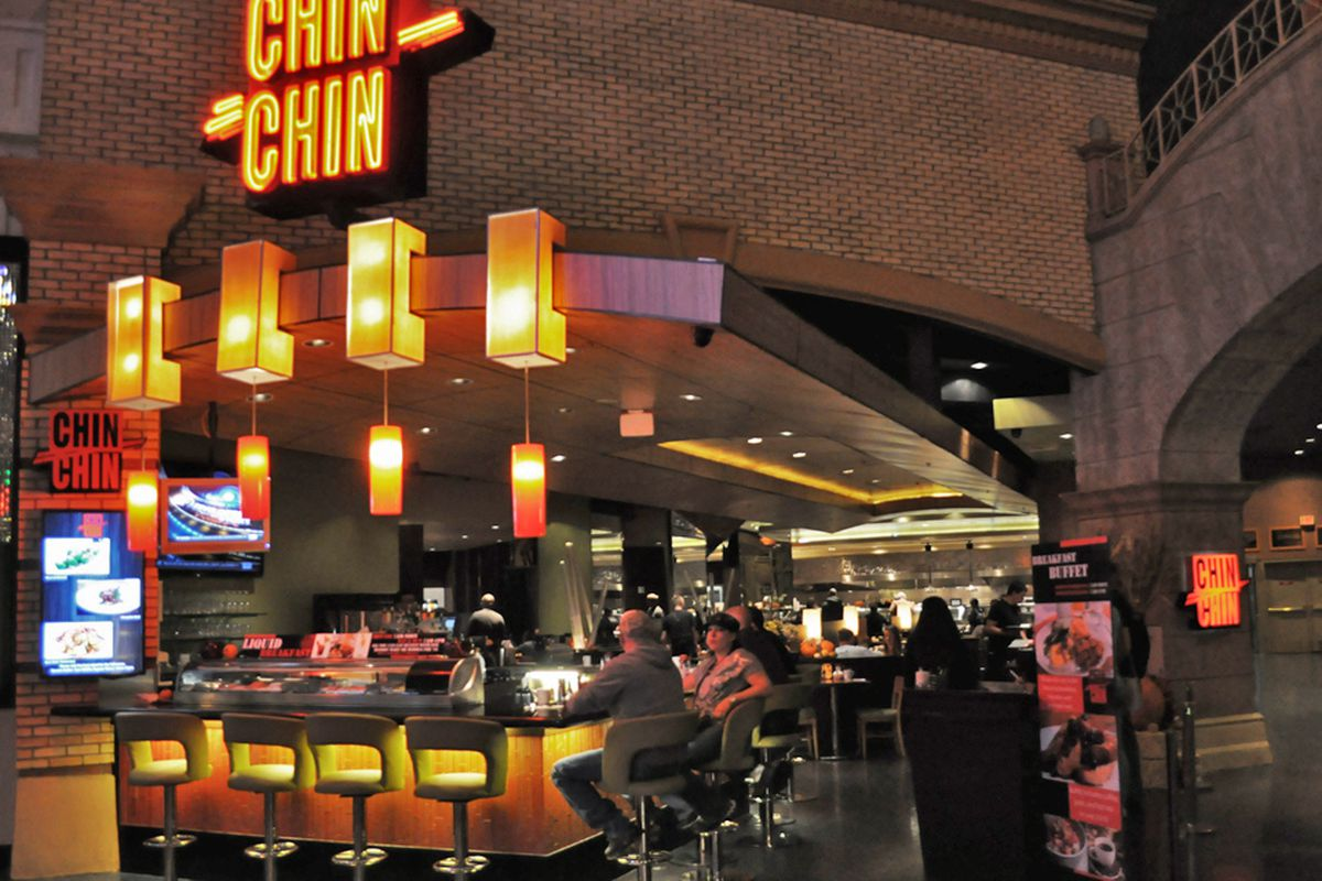 1 3 Million Makeover For Chin Chin At New York New York