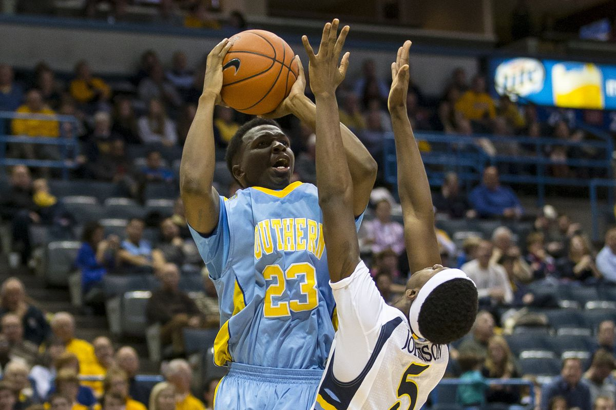 Marquette only beat Southern by seven. Imagine if they played CBC