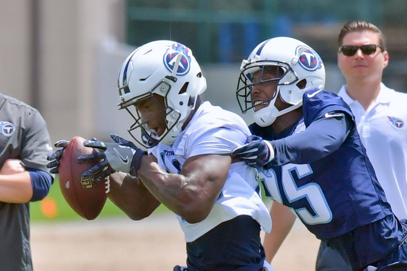 Titans New Secondary Gets An Easy Start