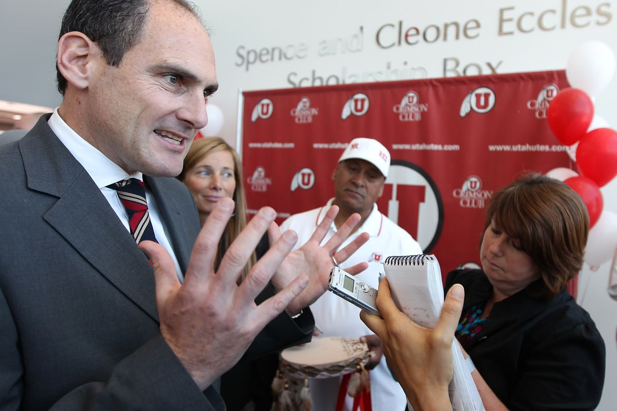 University of Utah Joins Pac-10 Conference