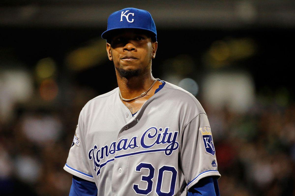 reputable site 97b51 192fa Kansas City Royals pitcher Yordano Ventura killed in ...