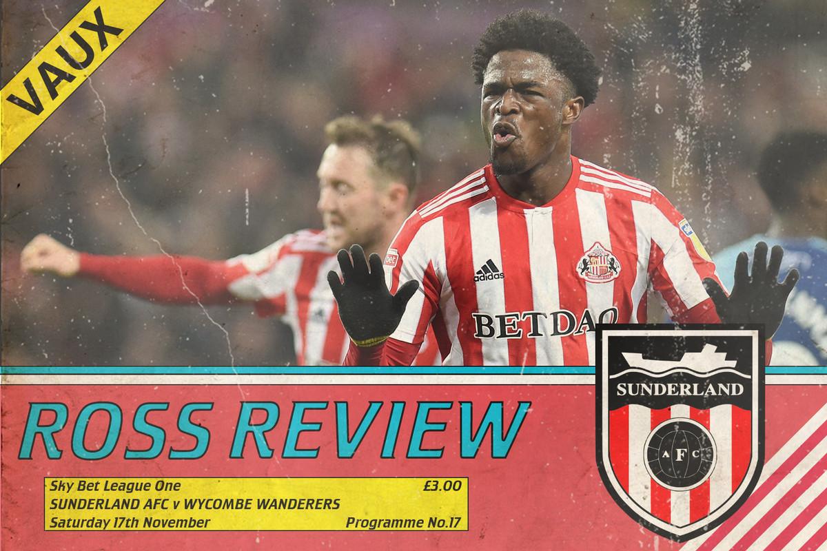 Jack Ross Sunderland Analysis