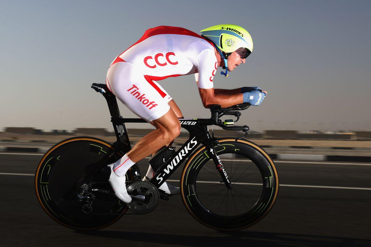 Tour De France Standings 2017 Maciej Bodnar Wins Final Time Trial