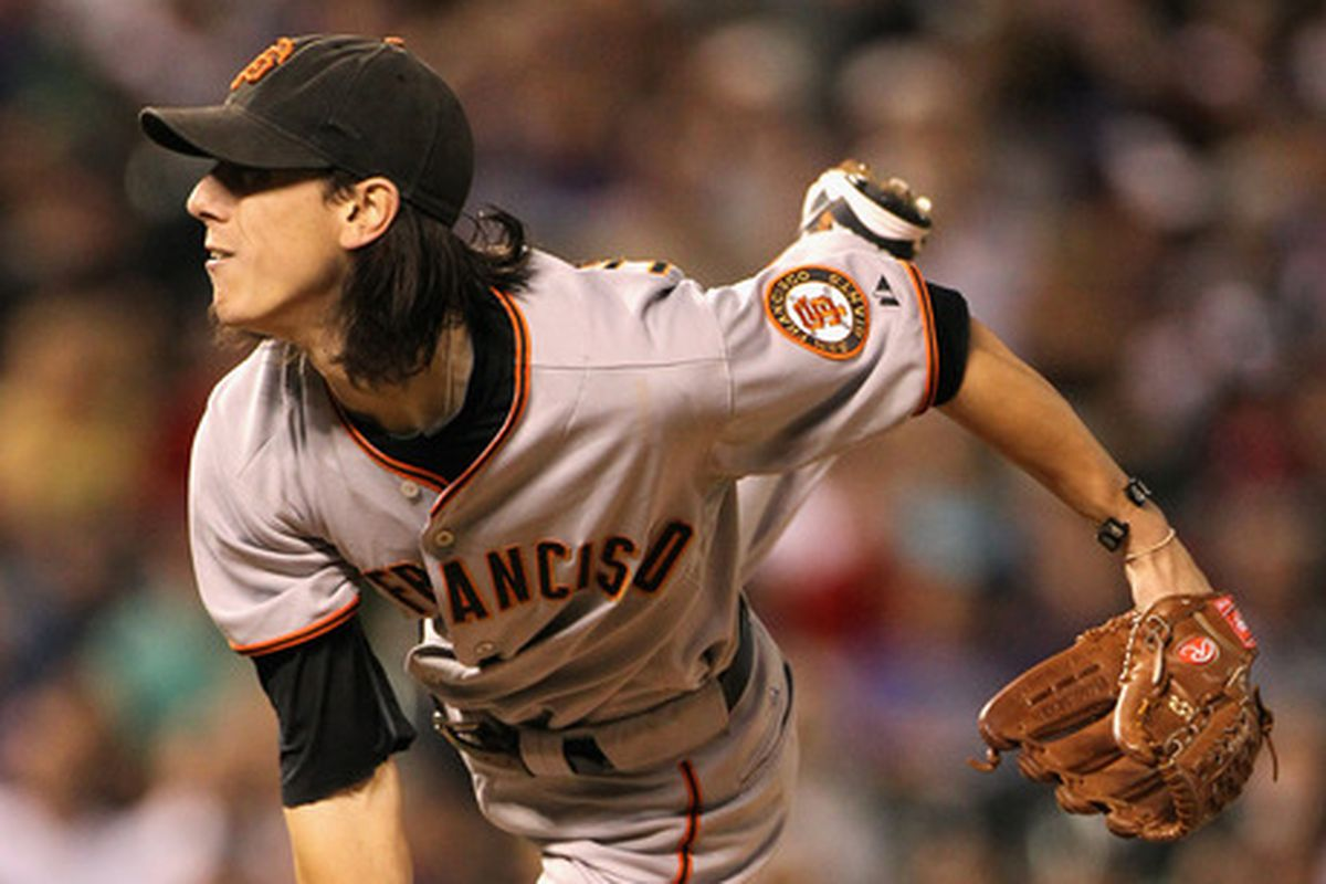 In 2012, Tim Lincecum found himself lacking in Edge%, a metric aimed at measuring how often pitchers hit the edges of the strike zone.