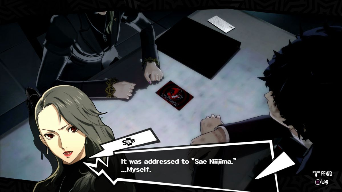 Persona dating sae