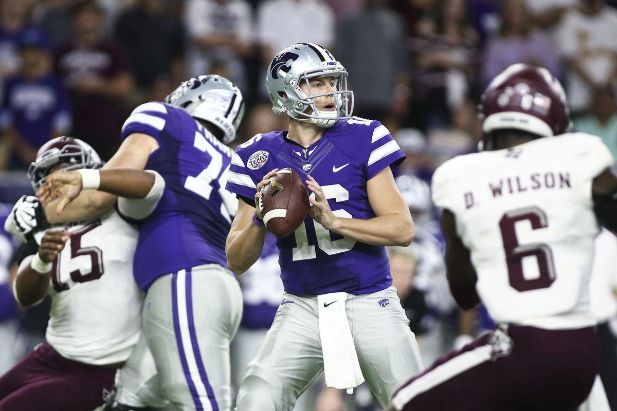 NCAA Football: Texas Bowl-Kansas State vs Texas A&M