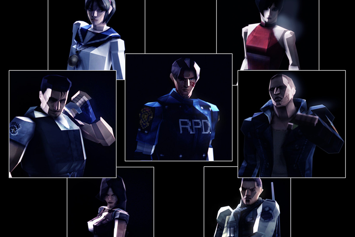Retro Resident Evil 6 costumes up for grabs during upcoming