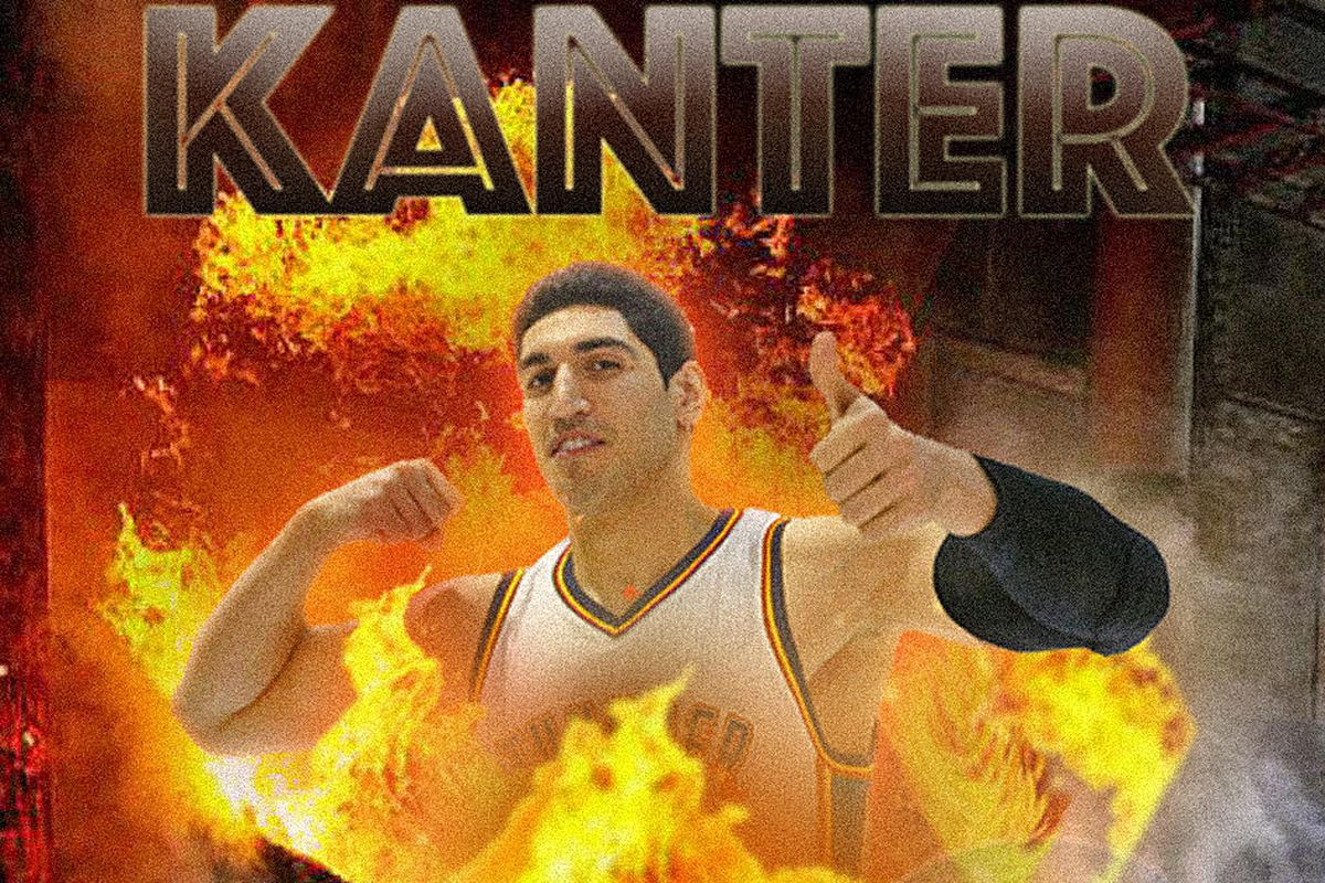enes kanter will sign max offer sheet with portland trail