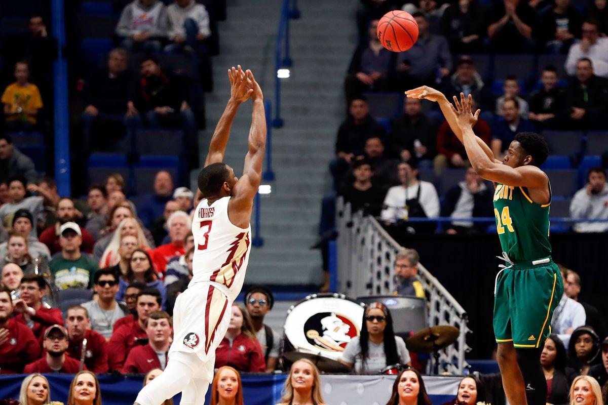 NCAA Basketball: NCAA Tournament-First Round- Florida State vs Vermont