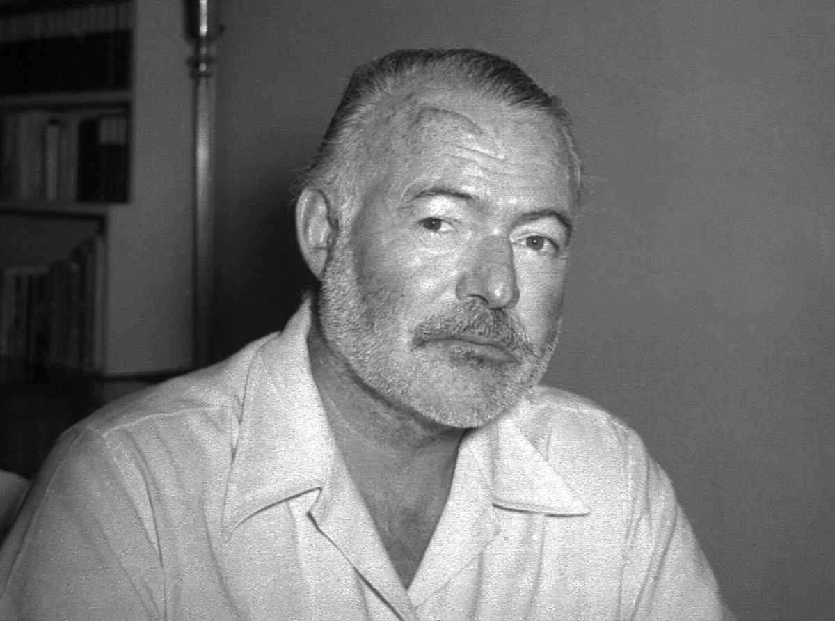 Ernest Hemingway gave information to American officials while living in Cuba, but his tips were often met with skepticism, FBI records show.