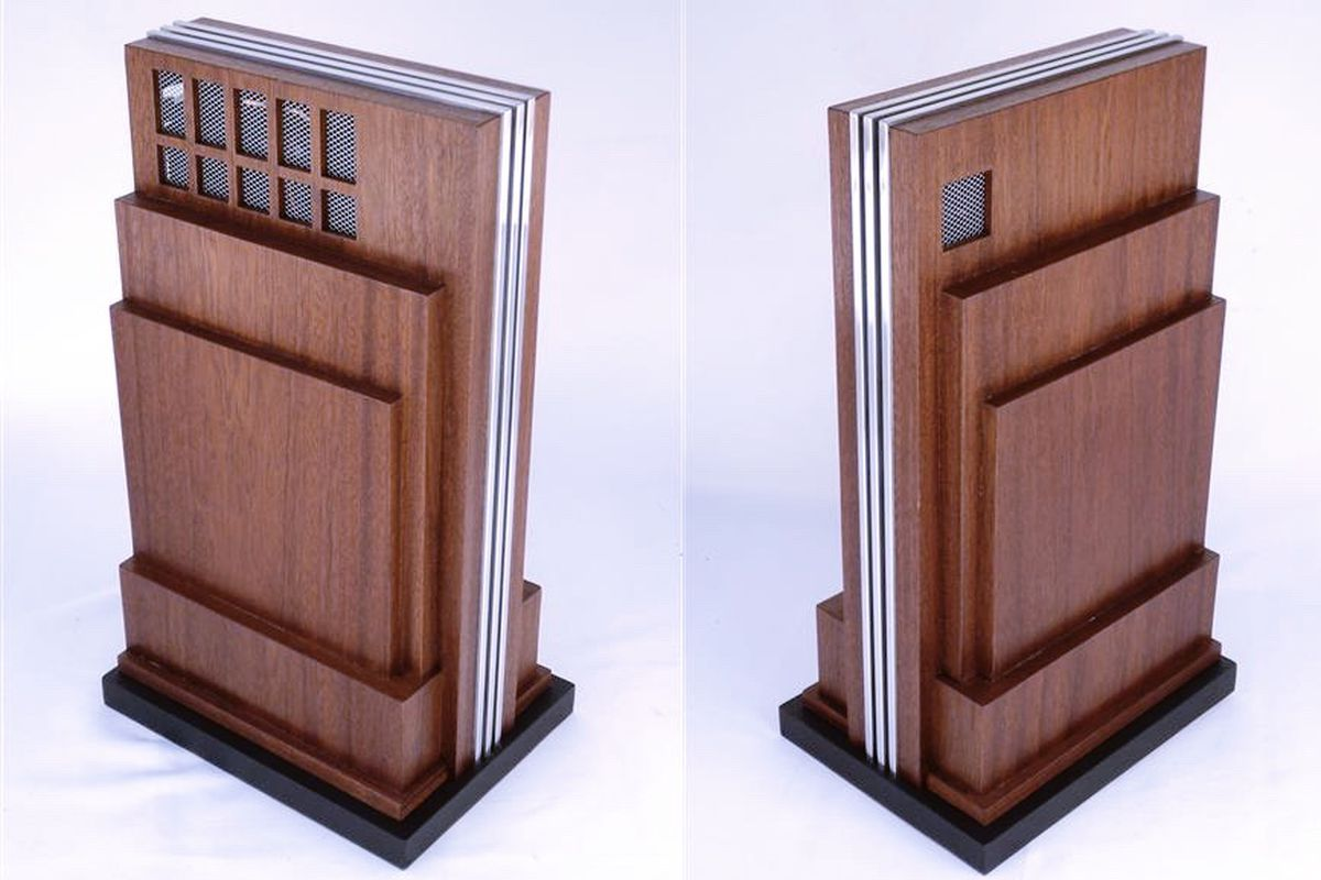 This Art Deco Pc Mod Looks Like A Miniature Mahogany