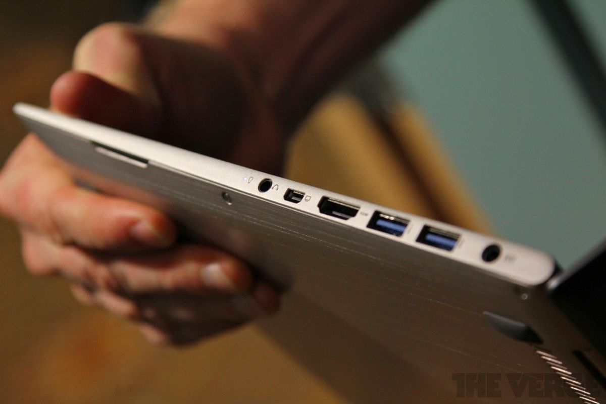 Gallery Photo: Asus Zenbook Prime UX32VD hands-on pictures