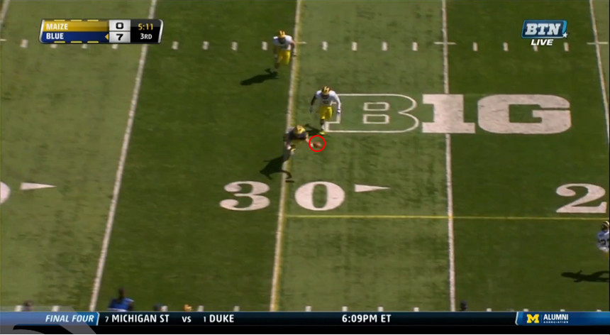 Morris Incomplete to Butt - 5