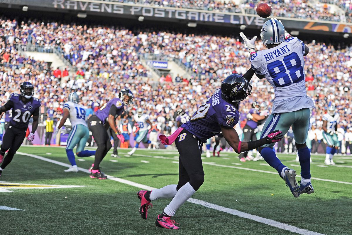 Dez Bryant Will Play Versus Ravens Baltimore Beatdown