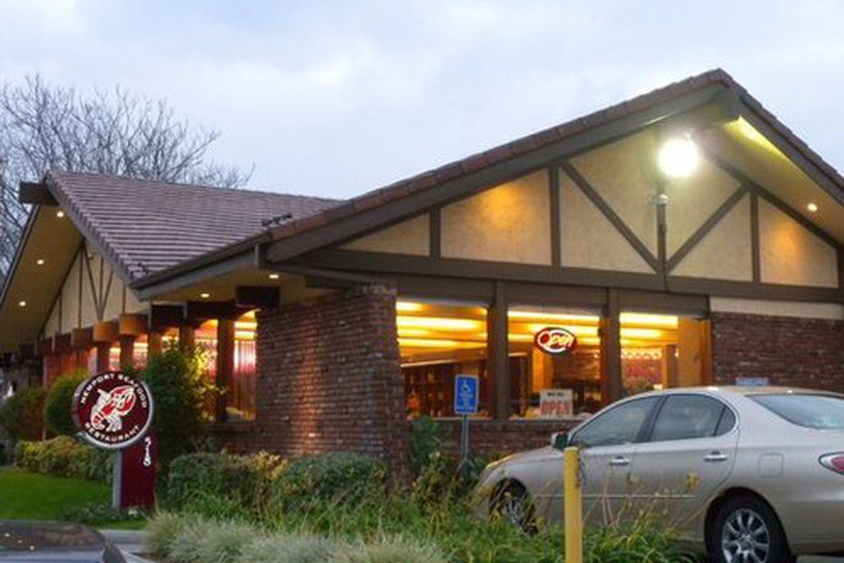 Newport Chinese Restaurant La Cienega
